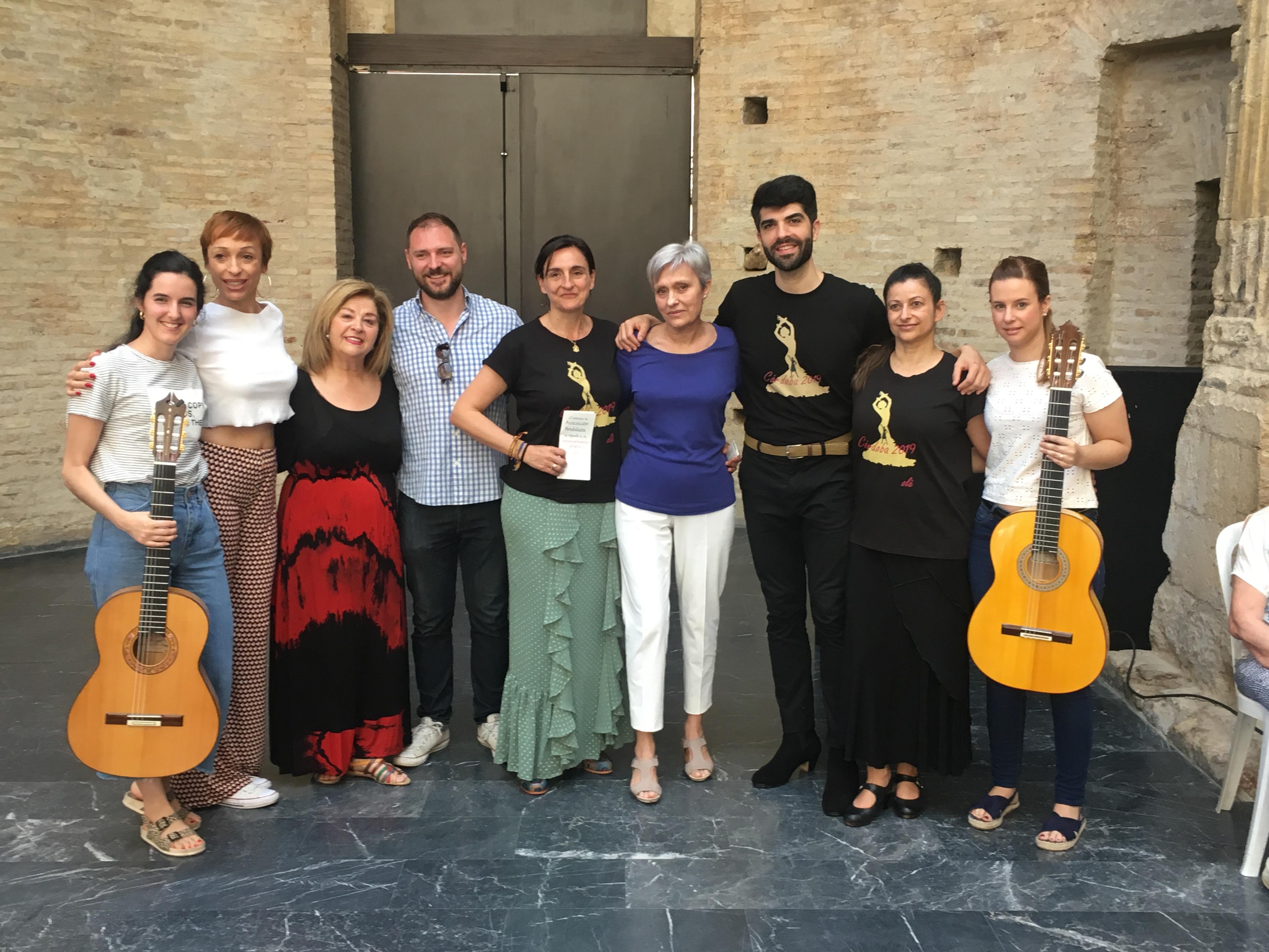 stage flamenco cordoue 2019